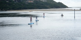 SUP - Stand up Paddle Boarding