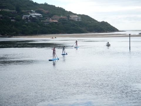 SUP | Stand up Paddle boarding | Garden Route | Afroventures