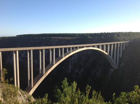 Port Elizabeth Bungy Tour and Skydive Tour