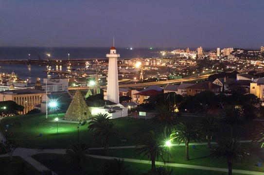 Port Elizabeth City Tour