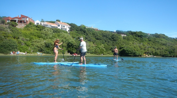 Stand up Paddling | SUP | Surf | Sedgefield