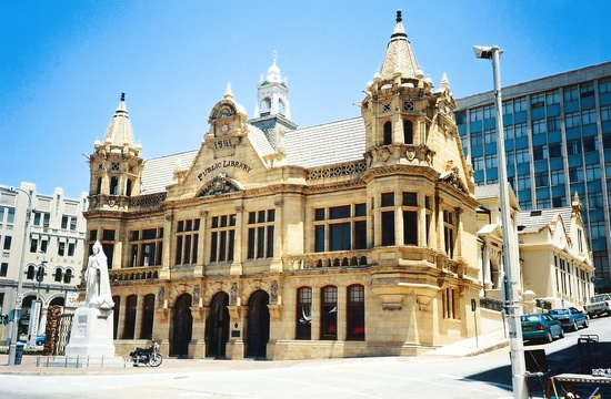 Port Elizabeth City Library